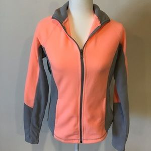 Tek gear athletic women's fleece jacket, NWT